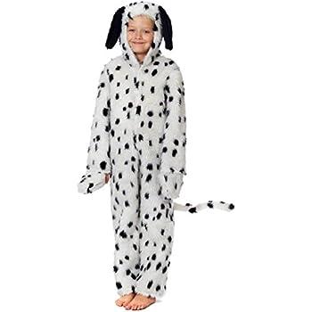 Dalmatian Costume for Kids 4-6 yrs