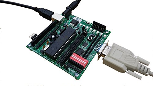 MDE-8051 Trainer Rev C 8051 Microcontroller MDE8051 Board (Rev Controllers)