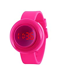 Lady fruit freeze-proof colorLEDWatch/Personality trends for girls and boys Watch-B
