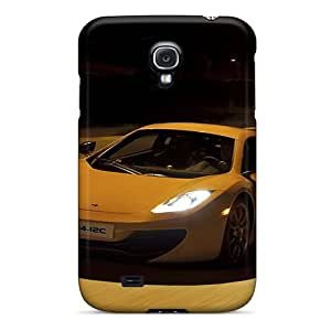 New Fashionable Hellocases NSE1997sBgH Cover Case Specially Made For Galaxy S4(mclaren Mp4 12c)