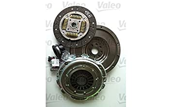 Valeo 835017 Kit de embrague + volante de inercia: Amazon.es: Coche y moto