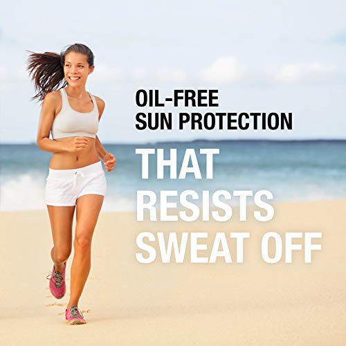 Neutrogena Sport Face Sunscreen SPF 70+ OilFree Facial Sunscreen Lotion with Broad Spectrum UVAUVB Sun Protection…