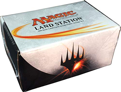 Land Magic Card - Magic the Gathering - Magic Origins Land Station
