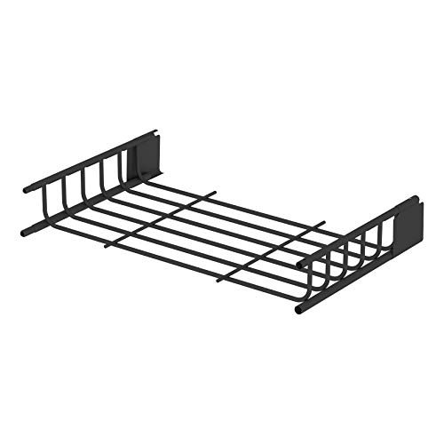 (CURT 18117 Roof Rack Extension for CURT Rooftop Cargo Carrier, 21-Inch x 37-Inch x 4-Inch)