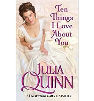 book cover of Ten Things I Love About You