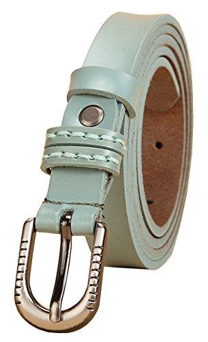 Toutes Pour Belt Couleurs Véritable Taille Ainisi Plusieurs Cuir En Et Tailles Les Bleu Jeans Ceinture Femmes pqWnWB4