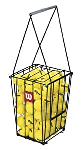 Wilson 75 Tennis Ball Pick Up Hopper, 2 Units