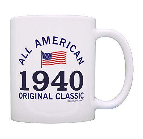 1940 All American Classic Coffee Mug