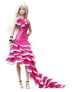 Barbie - Pink In Pantone, color rosa (Mattel W3376)