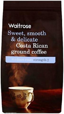 Costa Rica Blend Cafetera Café Waitrose 227g: Amazon.es: Hogar