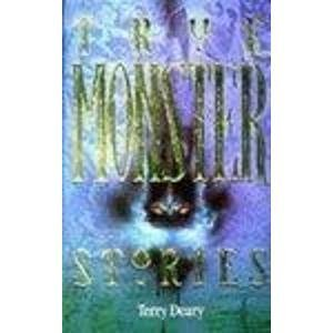 book cover of True Monster Stories