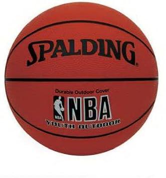 Spalding Sports DIV Russell 71155 - Balón de Baloncesto Oficial de ...