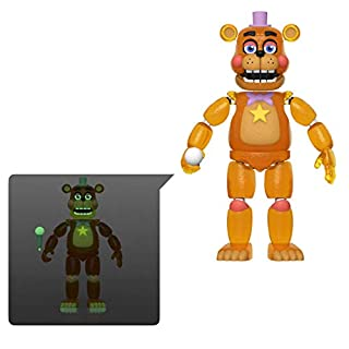Funko Action Figures: Five Nights at Freddy's Pizza Simulator - Rockstar Freddy