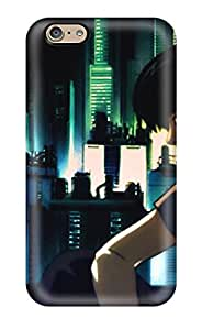 Snap On Ghost In The Shell Case Cover Skin Compatible With Iphone 6