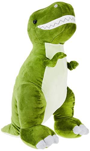 """GUND Chomper Dinosaur T-Rex Stuffed Animal Plush, Green, 15"""" from GUND"""
