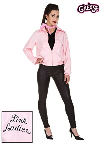 FunCostumes Plus Size Deluxe Pink Ladies Jacket - 3X for $<!--$39.99-->