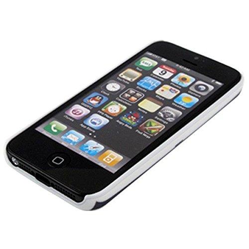 Schutzhülle Case Hülle für Apple iPhone 5 & 5s VHS Kassette