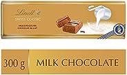 Lindt Swiss Classic Milk Chocolate, Gold Bar, 300g