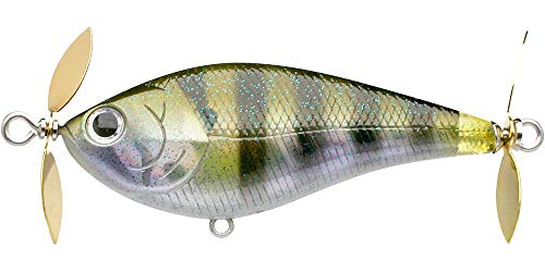 Lucky Craft Kelly Jordon Signature Prop (Baby BG, 2-3/4-Inch) (Kelly J Lure)