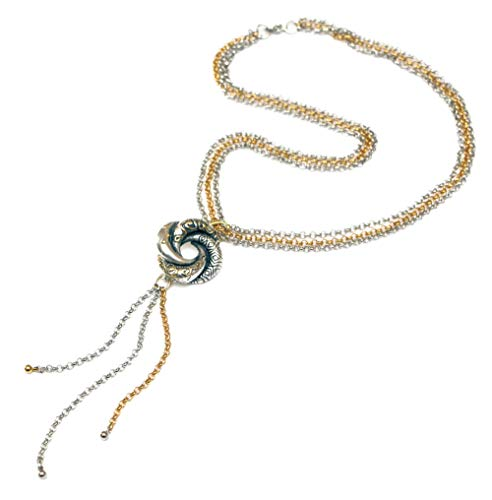 Algerian Love Knot Necklace by Magnoli Clothiers