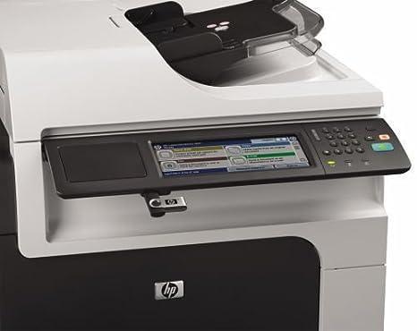 HP Laserjet Enterprise M4555h MFP - Impresora multifunción (Laser ...
