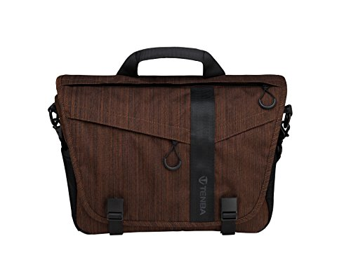 Tenba Messenger DNA 11 Camera and Laptop Bag - Dark Copper (638-374) by Tenba