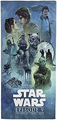 """Jay Franco Star Wars Celebration Empire Strikes Back Limited Edition Over Size Towel, Measures 34"""" x 64&q"""