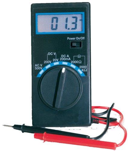 Ancor 702071 Marine Grade Electrical 4-function 6-Range Digital (Grade Multimeter)