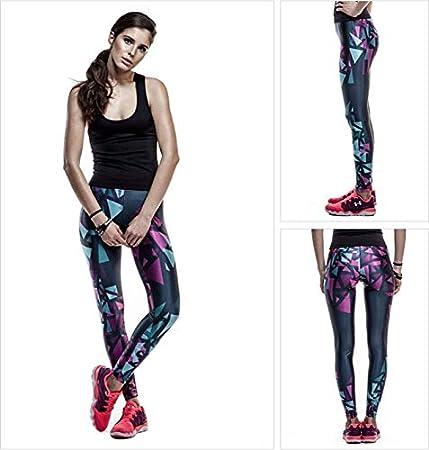 03af3971a93f9 MXNET Autumn Legging Black Blue and Purple Objects legins Printed leggins  Women leggings Sexy Women yoga Pants sport legging (Color : Black, ...