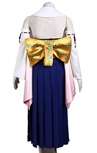 Love Anime Square FF10 Cosplay Costume 15Pcs Set by Love Cosplay (Image #1)