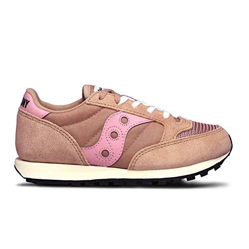 Jazz Saucony Rosso Original Vintage Pink Sneaker fT1BqRB