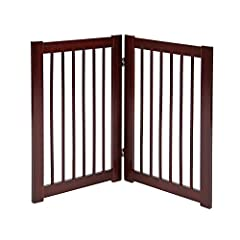 Our incredible extension kits, fashioned with a revolutionary hinge, provide truly limitless configurable variations for containing your pet. Increase the length and span of your 360˚ Configurable Gate with our brand new 2 paneled extension k...