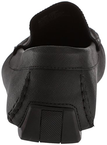 Kenneth Cole New York Mens Tema Canzone Driving Style Mocassino Nero
