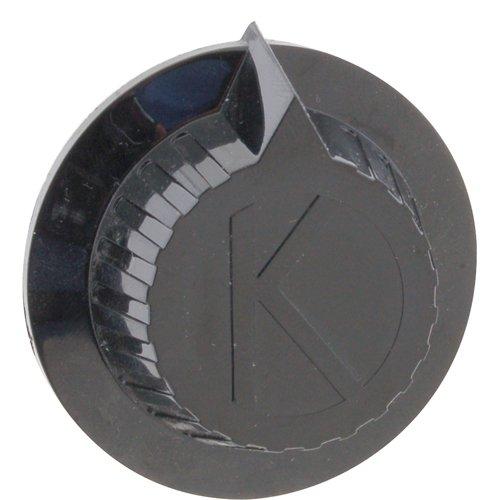 Keating termostato Knob (negro) 4163: Amazon.es: Amazon.es