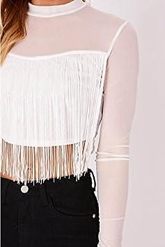 HAND/® Bianco 3 mm Suede Trim per Abbigliamento e abbellimento Accessorio 10 Metri bracciali ECC Borsa e Scarpe Frange Giacca