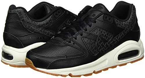 Da black Brown Ginnastica Med gum Nero Scarpe Donna black Wmns Prm Nike Max Command sail Air Y4FxRCq