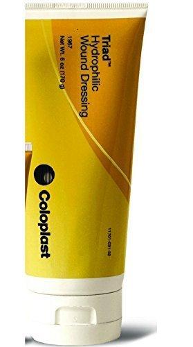 (TRIAD Hydrophilic Wound Dressing - 6 Oz Tube - Each by Coloplast Inc.)