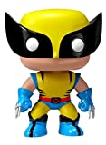 Funko Pop! Marvel: X-Men - Wolverine Vinyl Figure (Bundled with Pop BOX PROTECTOR CASE)