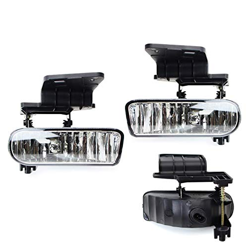 05 chevy tahoe fog light assembly - 5