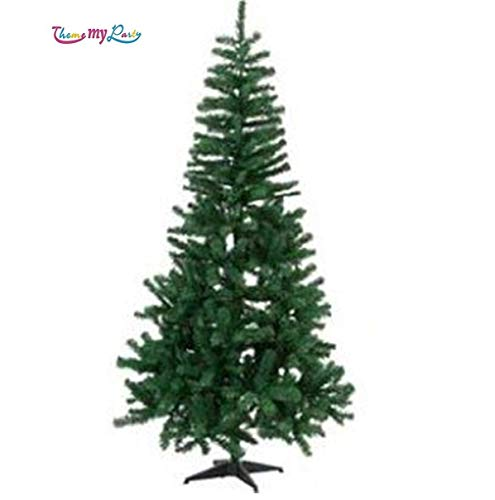 Theme My Party Artificial 5ft Christmas Tree Xmas Tree, Perfect for Christmas Decoration – 5ft