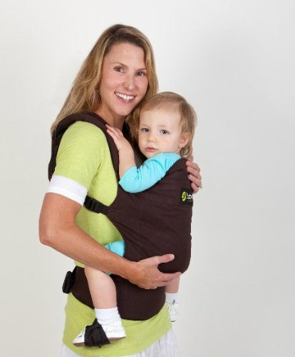 5fb9d06178d Amazon.com   Boba 2G Baby Carrier - Walnut   Camping Child Carriers   Baby