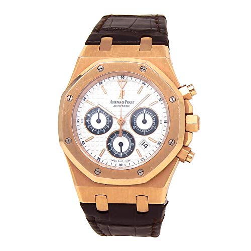 Audemars Piguet Royal Oak Automatic-self-Wind Male Watch 26022OR.OO.D098CR.01 (Certified Pre-Owned)