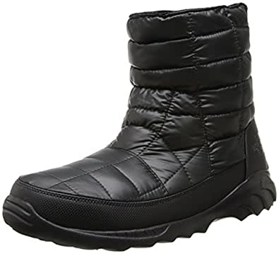 Amazon.com | The North Face Thermoball Bootie II Mens