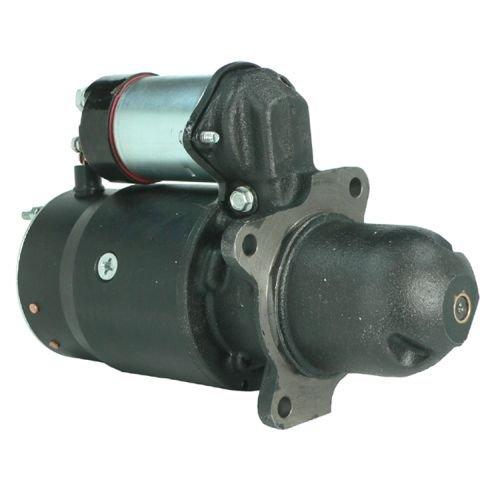 DB Electrical SDR0103 Starter For Caterpillar V60 V70 V80 Lift Truck, IHC, Massey Ferguson Tractor MF165 MF175 MF180 MF225 MF30 / Waukesha Engine 10455316, 1107234, 1107249, 1107268, 1108396, 1109081