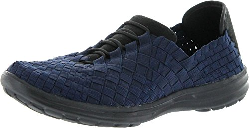 Bernie Mev Women's, Victoria Slip on casual Shoe Navy