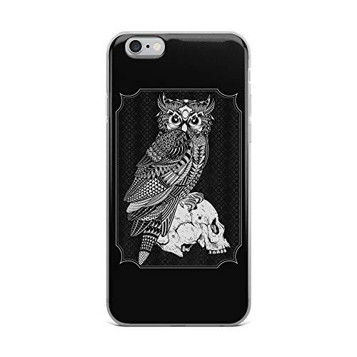 iPhone 6 Plus/6s Plus Case Anti-Scratch Creature Animal Transparent Cases Cover Tristan Animals Fauna Crystal ()