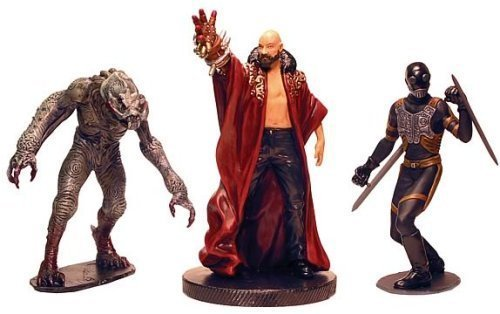 Hellboy Movie PVC Set 2: The Bad Guys by Diamond Comic Distributors
