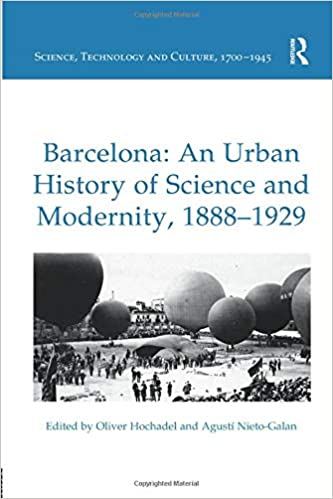 Amazon.com: Barcelona: An Urban History of Science and ...