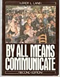 img - for By All Means Communicate book / textbook / text book
