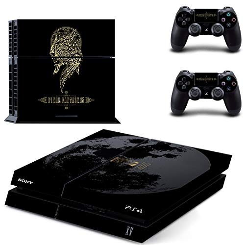 Adventure Games – PS4 ORIGINAL – Final Fantasy 15, Special Edition – Playstation 4 Vinyl Console Skin Decal Sticker + 2…